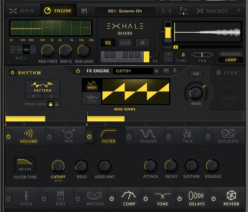 Exhale By Output Serial Numberk quilyl Exh-Sample