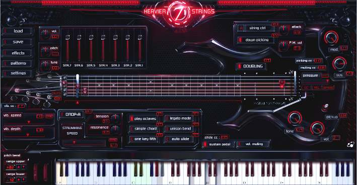 Review - Heavier7Strings by Three Body Tech through Best Service