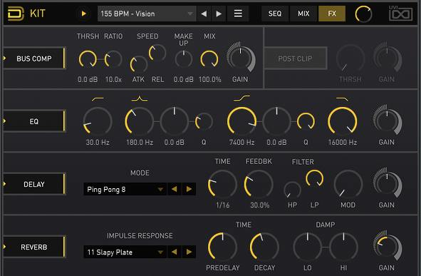 Review - Drum Designer by UVI